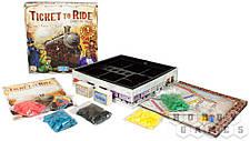 Настільна гра Ticket to Ride: Америка, фото 3