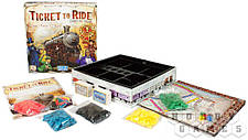Настольная игра Ticket to Ride: Америка , фото 3