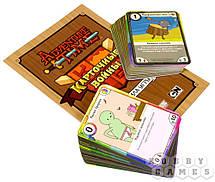 Настольная игра Время приключений: Карточные войны. Бимо против леди Ливнерог, фото 2