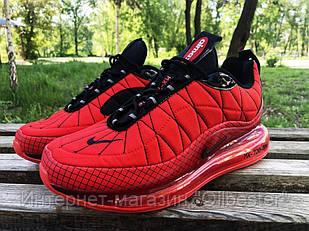 Кроссовки мужские Nike Airmax 720 красные