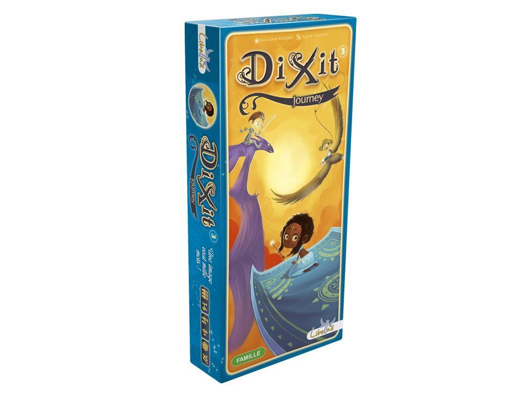 Настольная игра Dixit 3: Journey (Діксіт 3: Подорож)