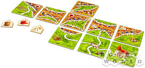 Настольная игра Каркассон: Купцы и зодчие (дополнение 2), фото 3
