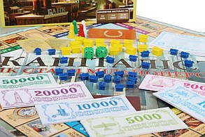 Настольная игра Капіталіст. Як стати мільйонером, фото 2