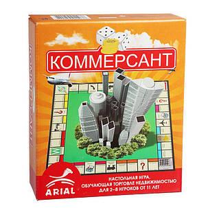 Настольная игра Коммерсант, фото 2