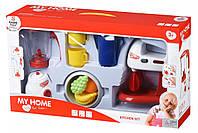 Ігровий набір Same Toy My Home Little Chef Dream соковижималка і кухонний міксер 3201Ut Киев