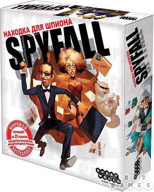 Настольная игра Находка для шпиона / Spyfall (2-е рус. изд.), фото 2