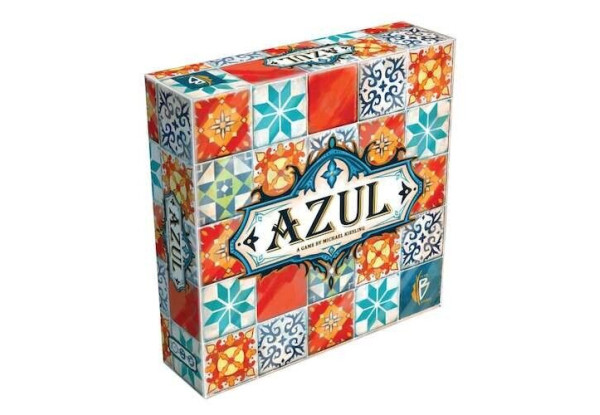 Настольная игра Azul (английский язык, языконезависимая)