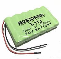 Аккумуляторная сборка Bossman-Profi T-113 7.2V 1500mAh (Ni-Mh)