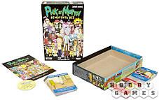Настольная игра Рик и Морти: Всмортить всё, фото 3