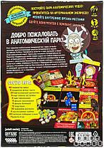 Настольная игра Рик и Морти: Анатомический парк (2019), фото 2