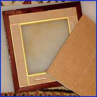 Плёнка вместо стёкол на окна и для рамок, ширина 0.9 м, фото 1