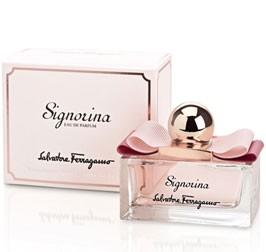 Salvatore Ferragamo Signorina парфюмированная вода 100 ml. (Сальваторе Феррагамо Сигнорина), фото 1