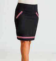 Женская юбка с украинским орнаментом
