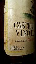 Вино 1988 года Ricaiano Италия винтаж, фото 3
