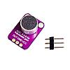 Датчик звуку, мікрофонний підсилювач MAX4466