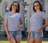 """Женская футболка с карманом """"Believe"""", фото 2"""
