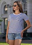 """Женская футболка с карманом """"Believe"""", фото 3"""