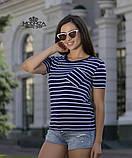 """Женская футболка с карманом """"Believe"""", фото 5"""