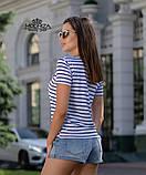 """Женская футболка с карманом """"Believe"""", фото 6"""