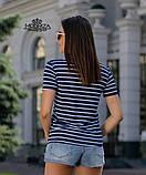 """Женская футболка с карманом """"Believe"""", фото 7"""