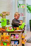 Интерактивная кофейня Smoby Toys Coffee House со звуковыми эффектами и аксессуарами (350214), фото 6