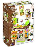 Интерактивная кофейня Smoby Toys Coffee House со звуковыми эффектами и аксессуарами (350214), фото 2