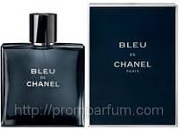 Мужская оригинальная туалетная вода Chanel Bleu de Chanel, 150ml NNR ORGIN /03-101