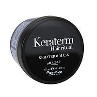 FANOLA Keraterm Mask - Маска для реконструкции повреждённых волос 300 мл