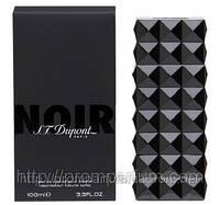Мужская оригинальная туалетная вода S.T. Dupont Noir pour Homme, 100ml NNR ORGIN /8-12