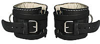 Манжеты F8 для тяги на тренажере (2 шт, кожа)