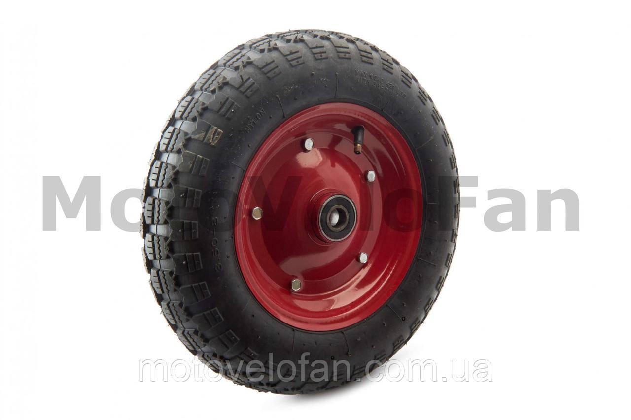 Колесо   3,50 -8   TT   (камерное, под ось d-20мм )   MRHD