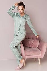 Пижама Молли DONO (DPM3005,  светло зеленый)