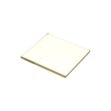 Плафон (захисне скло) 75х75х5 на лампу освітлення для піца печі GGF