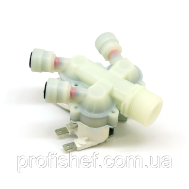 Тройной соленоидный клапан для печи Unox XB