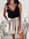 Женская летняя кофточка. Цвет: белый, чёрный, сирень, пудра, фото 2
