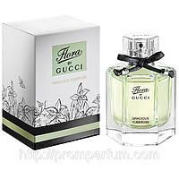 Женская оригинальная туалетная вода Gucci Flora by Gucci Gracious Tuberose, 50ml NNR ORGIN