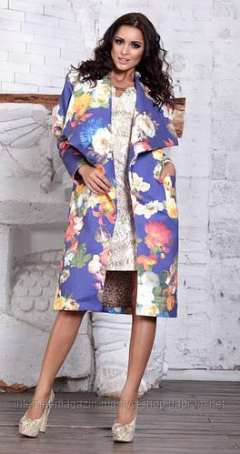 Пальто женское стильное