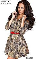 Джинсовое платье ск422/6, фото 1