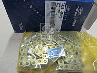 ⭐⭐⭐⭐⭐ Цепь привода ГРМ Hyundai Porter/H100 04-/Starex/H-1/Libero 01-/Kia Sorento 02-06 (производство  Mobis)  243614A020