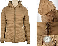 Куртка бежевая 42-44 (М) рзм.