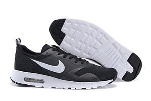 Мужские Кроссовки Nike Air Max Tavas в черно-белом цвете