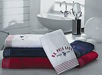 Набор полотенец U.S. Polo Assn - Oackland белый (2 шт)