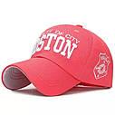 Кепка бейсболка Boston 2, Унисекс, фото 4