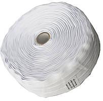 Шторная лента (60mm/50m) хлопок 100%, тесьма шторная