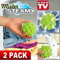 Мячик для глажки белья Mister Steamy (Мистер Стими)