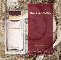 Женская парфюмированная вода Dolce&Gabbana Pour Femme Dolce&Gabbana  AAT