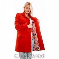 """Пальто женское """"Oversize"""",кашемировое пальто"""