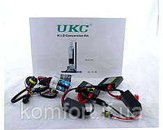 Набор ксенона для автомобиля UKC Car Lamp H3 HID комплект 2 шт автосвет ксенон