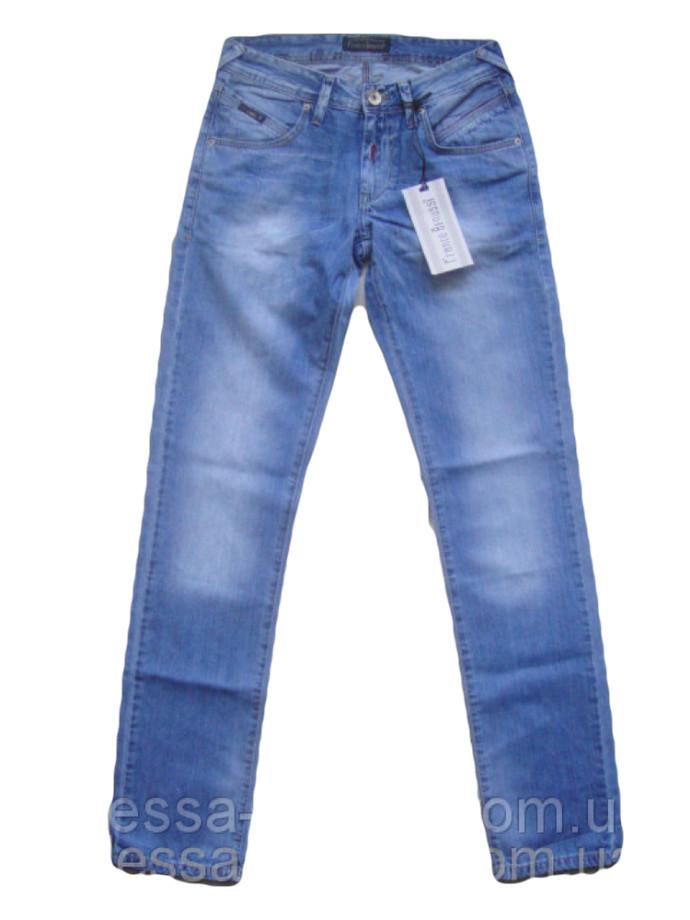 Джинсы мужские FB 13-147 Sof 4481 Blue