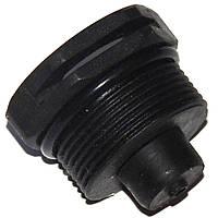 Втулка пластмассовая уплотнительная трехходового клапана, код сайта 0205, фото 1